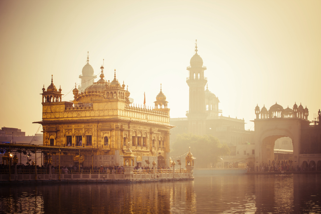 Let VoyJoie travel designers take you here: Golden Temple in Amritsar India