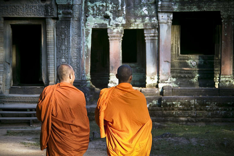 Let VoyJoie travel designers take you here: Angkor Wat Cambodia